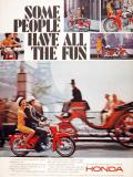 Honda Benly 150 Ad
