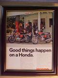 Honda 1974 Ad