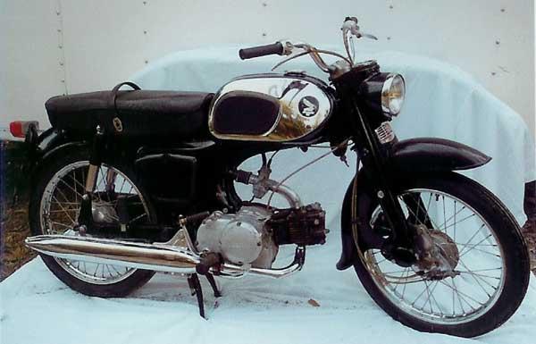 2. Honda 90
