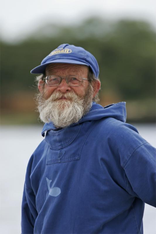 Un marin barbu