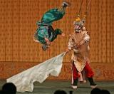 Spectacle de danses et chants de l'Opéra de Pékin