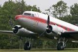 Douglas C-47 DC-3 civil surnommé Dakota