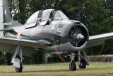Avion d'entraînement T 28 appelé FENNEC