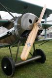 Hélice de Fokker Dr. 1