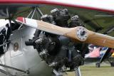 Moteur de Morane Saulnier MS-317