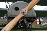 Moteur à cylindres rotatifs, c'est l'ancètre du moteur en étoile