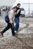 Aérodrome de Cerny après la pluie... >
