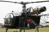 Hélico Alouette II