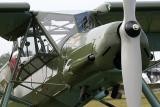 Morane-Saulnier MS-505 vue avant