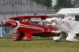 PITTS S-1S devant le hangar Latecoère