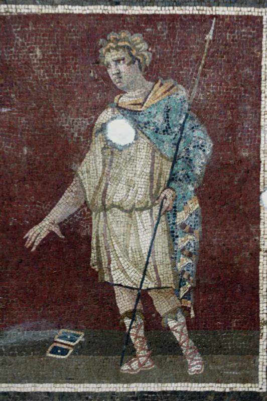Antakya mosaic Four Seasons