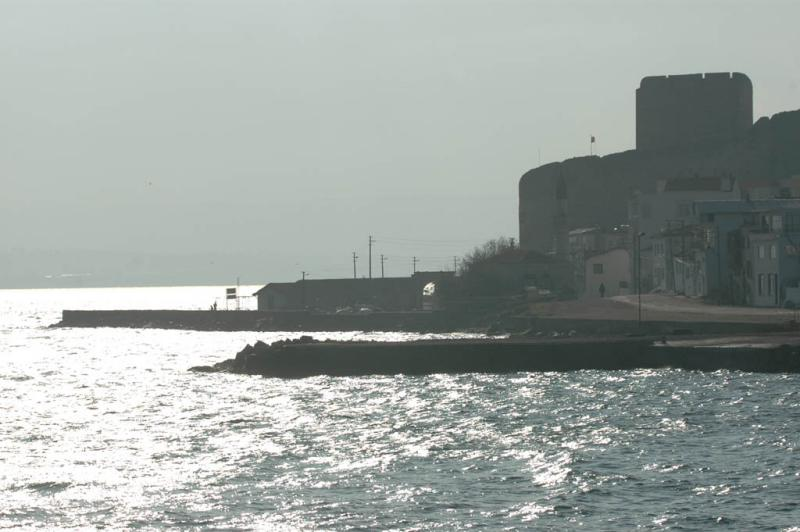 057-Çanakkale Kilitbahir fortress