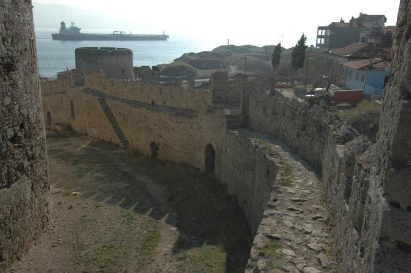 199-Çanakkale Kilitbahir fortress