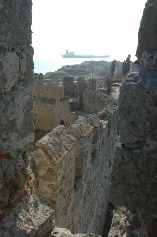 201-Çanakkale Kilitbahir fortress