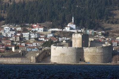 033b-Çanakkale Kilitbahir fortress