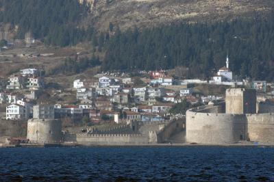 036-Çanakkale Kilitbahir fortress