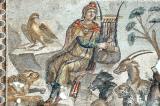 Antakya mosaic Orpheus and the Beasts