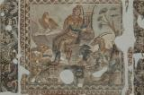 Antakya mosaic Orpheus and the Beasts