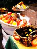 Fish market in Nice