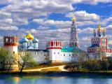 Novodevichiy Monastery in Moscow