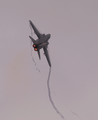 Panavia Tornado F3.