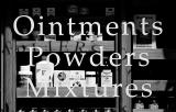 22nd May 05 Ointments