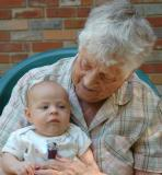 Nanny and Brooks - 85 years - 85 days