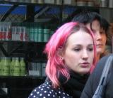 Pink Hair and Friend