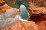 Glen Canyon Fall Posterized