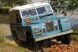 Billing Land Rover Show 2003