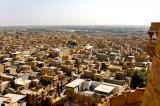 Jaisalmer city, viewed from the Fort