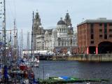 The Pier Head and the Albert Dock