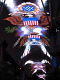 Fremont Street Light USA