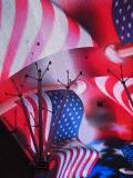 Fremont Street Light Stars & Stripes