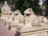Luxor Egyptian Statues