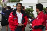 Mr. L.Ferragamo. Cuor di Leone and Swan owner.