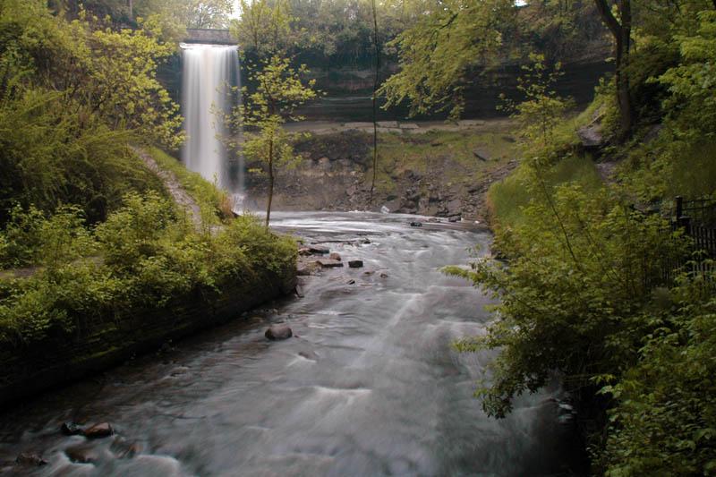 Minnehaha Falls 2