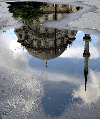 Nusretiye reflections