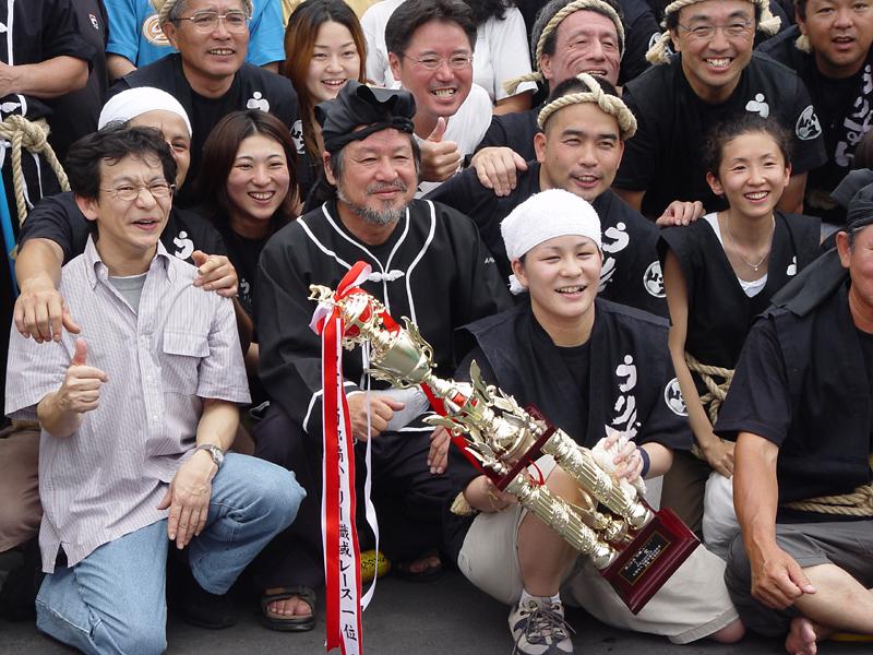 Haari winners, 2003 (Urizun pub)