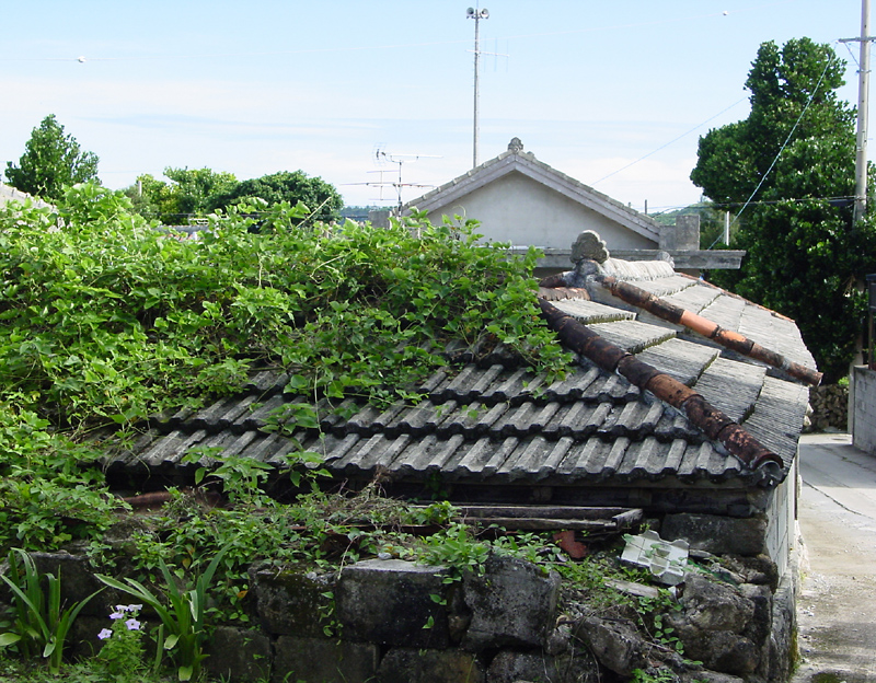 Planted roof