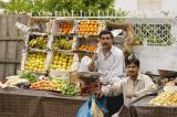 Fruit vendors in Dadyal