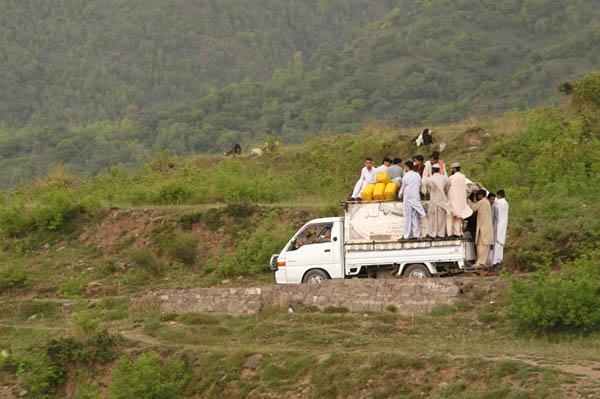 Transport in Kotli