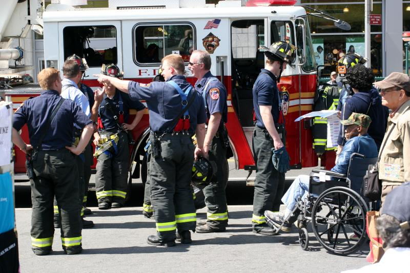 Memorial Day Weekend - Fire Department Public Relations