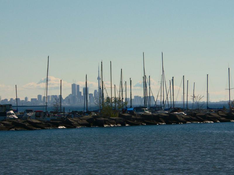 Port Credit Marina with TO Backdrop - May 22-05 - 01.jpg