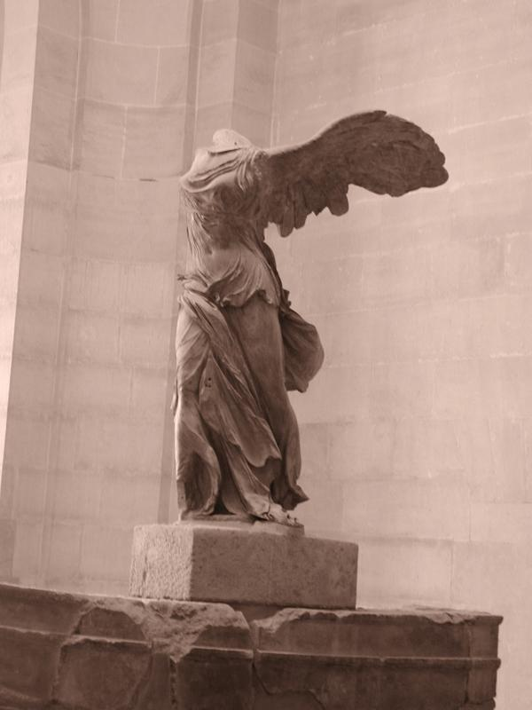 Winged Victory of Samothrace, Louvre (4/30)