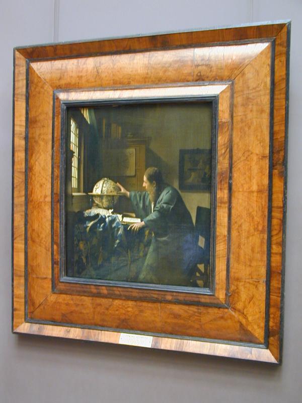 Jan Vermeers The Astronomer, Louvre (4/30)