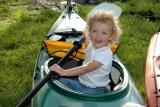 little kayaker