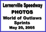 May 20, 2005 Lernerville Speedway