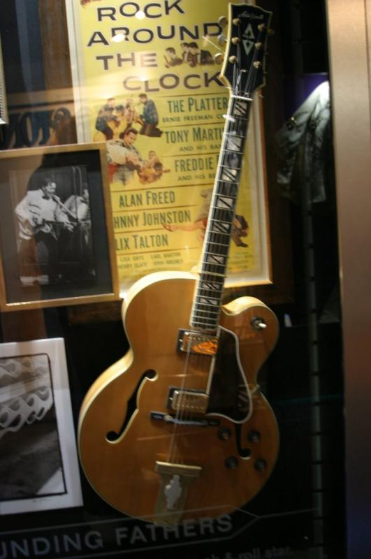 Bill Haleys guitar
