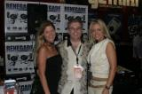 Christyl Seymour, me and Stacy Loomis